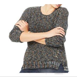 Jessica Simpson Dazy CrewNeck Knit Sweater Size 2X